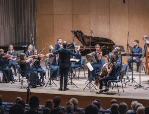 """Orkiestra Kameralna """"Progress"""" – uczestnik koncertu specjalnego """"Wielki hipnotyzer"""""""