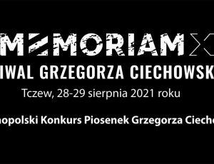 Utwory Grzegorza Ciechowskiego wykonywane w koncercie finałowym XV  Ogólnopolskiego Konkursu Piosenek Grzegorza Ciechowskiego